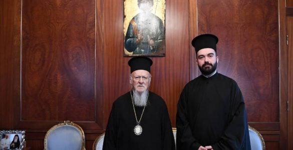 Νέος Αρχειοφύλακας των Πατριαρχείων ο Αρχιμ. Αγαθάγγελος Σίσκος