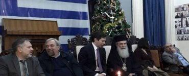 Κοπή Βασιλόπιτας στην Ελληνική Λέσχη Ιεροσολύμων