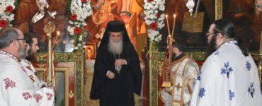 Η Υπαπαντή του Κυρίου στο Πατριαρχείο Ιεροσολύμων