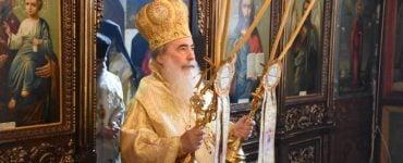 Εορτή Αγίου Συμεών Θεοδόχου στο Πατριαρχείο Ιεροσολύμων