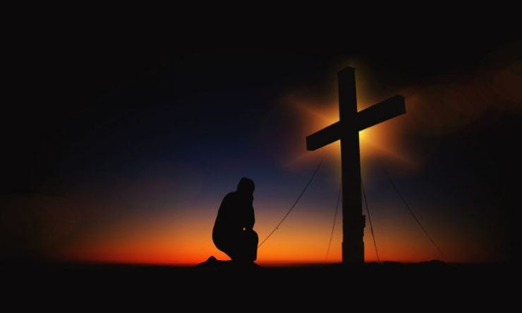 Η ησυχία είναι μυστική προσευχή