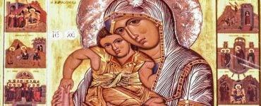 Να παρακαλούμε την Παναγία να μας δώσει μετάνοια