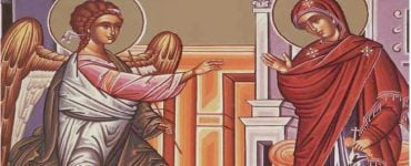 Αγρυπνία Ευαγγελισμού της Θεοτόκου στα Γλυκά Νερά