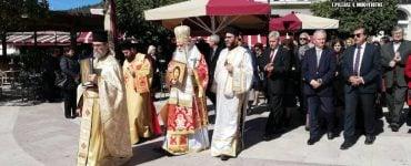 Η Κυριακή της Ορθοδοξίας στη Μητρόπολη Αργολίδος (ΦΩΤΟ)