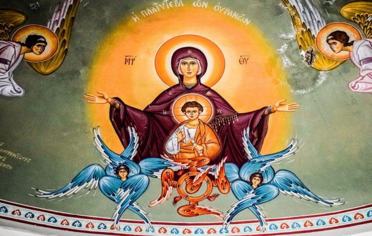 Δεύτερη στάση των Χαιρετισμών στην Παναγία (ΒΙΝΤΕΟ)
