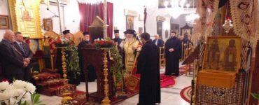Πατριάρχης Αλεξανδρείας: Η Παναγία ελεεί με τόση αγάπη τον άνθρωπο
