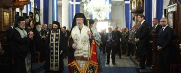 Εορτή Ευαγγελισμού και Εθνικής Παλιγγενεσίας στην ημικατεχόμενη Λευκωσία