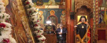 Αρχιεπίσκοπος Κύπρου: Σωζόμαστε εξαιτίας της Παναγίας μας