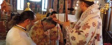 Χειροθεσία Πνευματικού-Εξομολόγου στους Ναζαίους Άρτης