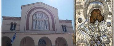 Σήμερα ο Βόλος υποδέχεται την Παναγία τη Ζιδανιώτισσα