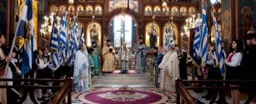Λαμπρός εορτασμός της 25ης Μαρτίου στην Έδεσσα (ΦΩΤΟ)