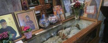 13 χρόνια από την ανακομιδή του αφθάρτου σκηνώματος του π Βησσαρίωνος