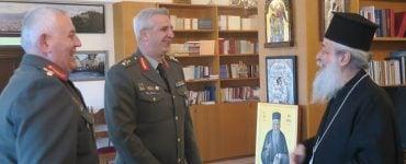 Νέος και Απερχόμενος Διοικητής ΚΕΥΠ στον Φθιώτιδος Νικόλαο