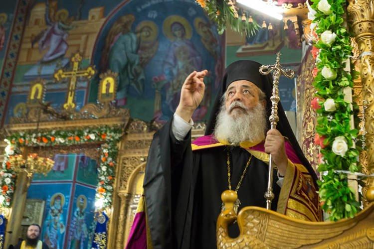 Φθιώτιδος Νικόλαος: Στην Ελλάδα η Εκκλησία και η Πατρίδα είναι μαζί
