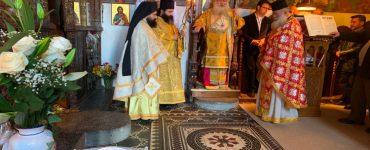 Κυριακή Β´ Νηστειών στη Μονή Παναγίας Φανερωμένης Ιεράπετρας
