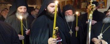 Μοναχική Κουρά στην Παναγία Μαυριώτισσα Καστοριάς (ΦΩΤΟ)