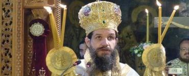 Η πρώτη Θεία Λειτουργία του Μητροπολίτη Σιατίστης Αθανασίου (ΦΩΤΟ)