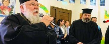 Κερκύρας Νεκτάριος: Η Εκκλησία είναι η εγγυήτρια του υψηλού φρονήματος του Έλληνα