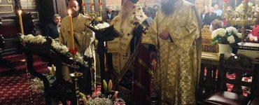 Η Β´ Στάση των Χαιρετισμών στη Μητρόπολη Κερκύρας