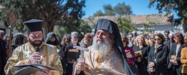 Κυριακή της Ορθοδοξίας στην Ιερά Μονή Κορακιών