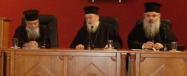 Ο Γόρτυνος Ιερεμίας στην Κατηχητική Σύναξη Μητροπόλεως Κορίνθου