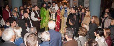 Η Τιμία Κάρα Αγίου Νικολάου Πλανά στη Λάρισα