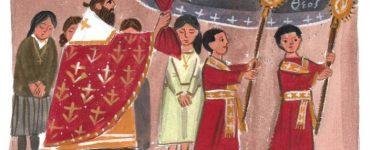 Από μικρό παιδί αγαπούσε τη Θεία Λειτουργία