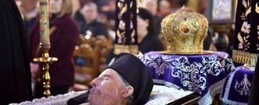 Εξόδιος Ακολουθία Μητροπολίτου Ελευσίνος Ιεροθέου