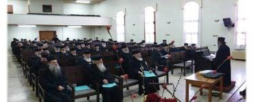 Ιερατική Σύναξη στη Μητρόπολη Πρεβέζης