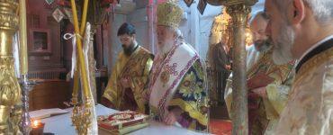 Ετήσιο Μνημόσυνο Ηγουμένου Μονής Τουρλιανής Φιλαρέτου