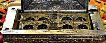 Υποδοχή Αχράντων Παθών στα Τρίκαλα