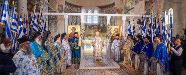 Εορτή του Ευαγγελισμού της Θεοτόκου στη Βέροια (ΦΩΤΟ)