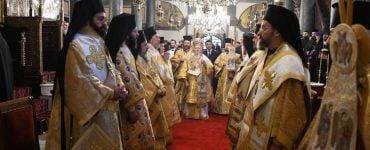 Νέα σύνθεση Ιεράς Συνόδου του Οικουμενικού Πατριαρχείου
