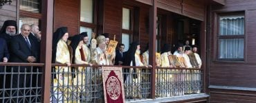 Κυριακή της Ορθοδοξίας στην Κωνσταντινούπολη
