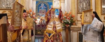Η Εορτή της Ορθοδοξίας στο Πατριαρχείο Αλεξανδρείας
