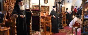 Εσπερινός της Συγνώμης στο Πατριαρχείο Ιεροσολύμων