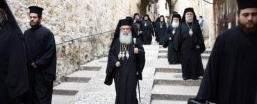 Ονομαστική Εορτή Πατριάρχου Ιεροσολύμων Θεοφίλου