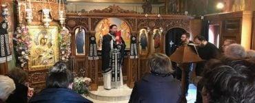Προηγιασμένη Θεία Λειτουργία στη Μητρόπολη Νέας Ιωνίας