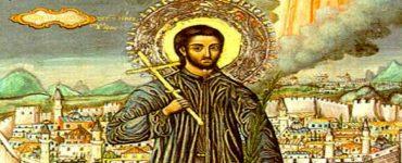 Υποδοχή Τιμίας Κάρας Αγίου Κωνσταντίνου Υδραίου στη Νέα Ιωνία