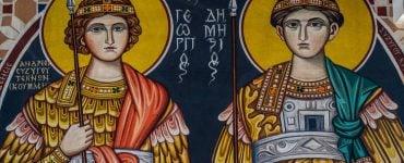 Λείψανα Αγίων Γεωργίου και Δημητρίου στο Κορδελιό Θεσσαλονίκης