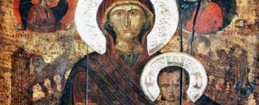 Η Παναγία η Αντιφωνήτρια στην Κίσσαμο