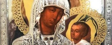Η Παναγία του Όρους των Ελαιών στο Βύρωνα