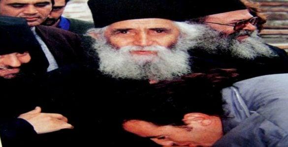 Ο Άγιος Παΐσιος περί προσευχής