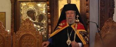 Αρχιεπίσκοπος Κύπρου: Η Παναγία είναι η θεία είσοδος των σωζομένων