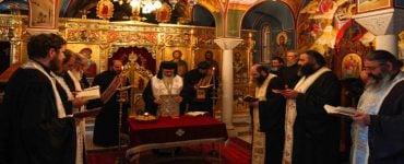 Κατανυκτικό Ιερό Ευχέλαιο στην Αρχιεπισκοπή Κύπρου