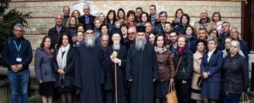 Ο Άρτης Καλλίνικος στο Οικουμενικό Πατριαρχείο