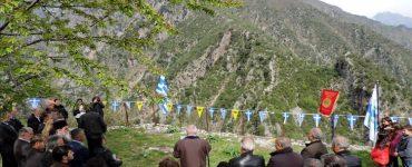 Μνήμη Πεσόντων Σουλιωτών στην Μονή Σέλτσου Άρτης