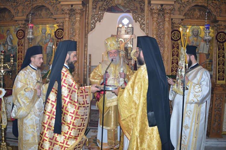 Εορτή Αγίου Σάββα εν Καλύμνω στην Νέα Ηρακλείτσα Παγγαίου (ΦΩΤΟ)