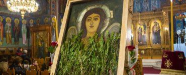 Η Λαμία υποδέχθηκε την Εικόνα του Αρχιστρατήγου Μιχαήλ