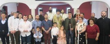 9 Νέους Κατηχουμένους βάπτισε ο Μητροπολίτης Φθιώτιδος
